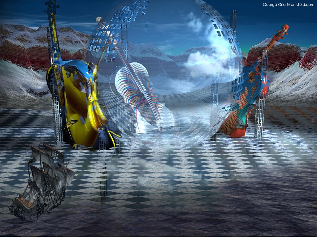 Modern art digital software free 3d wallpaper software for 3d contemporary wallpaper