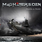 CD cover-art MHD 2014 Mad Hatter's Den Second Album &EP, Untitled yet; Finland Rock music band
