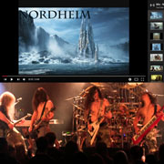 youtube video cover-art 2010 Lost in the North, Folk-Viking Metal - Canada Nordheim band