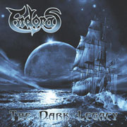 Endoras - The Dark Legacy, CD cover, Swiss band Release: 19/11/2011, Out of Switzerland,  Rock music band