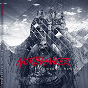 CD cover-art 2016 Northanger, Debut CD, scheduled for release Canada Rock music band