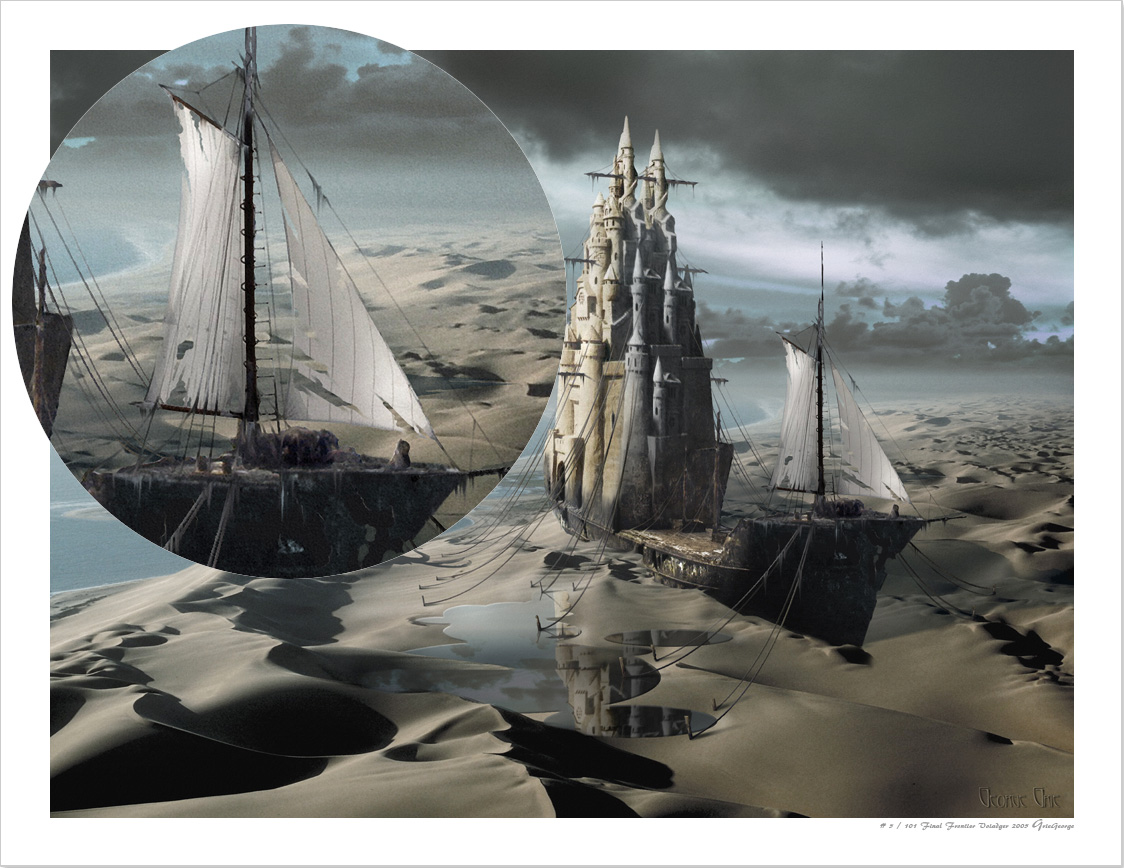 Modern surrealist art gallery: Signed limited edition art ...