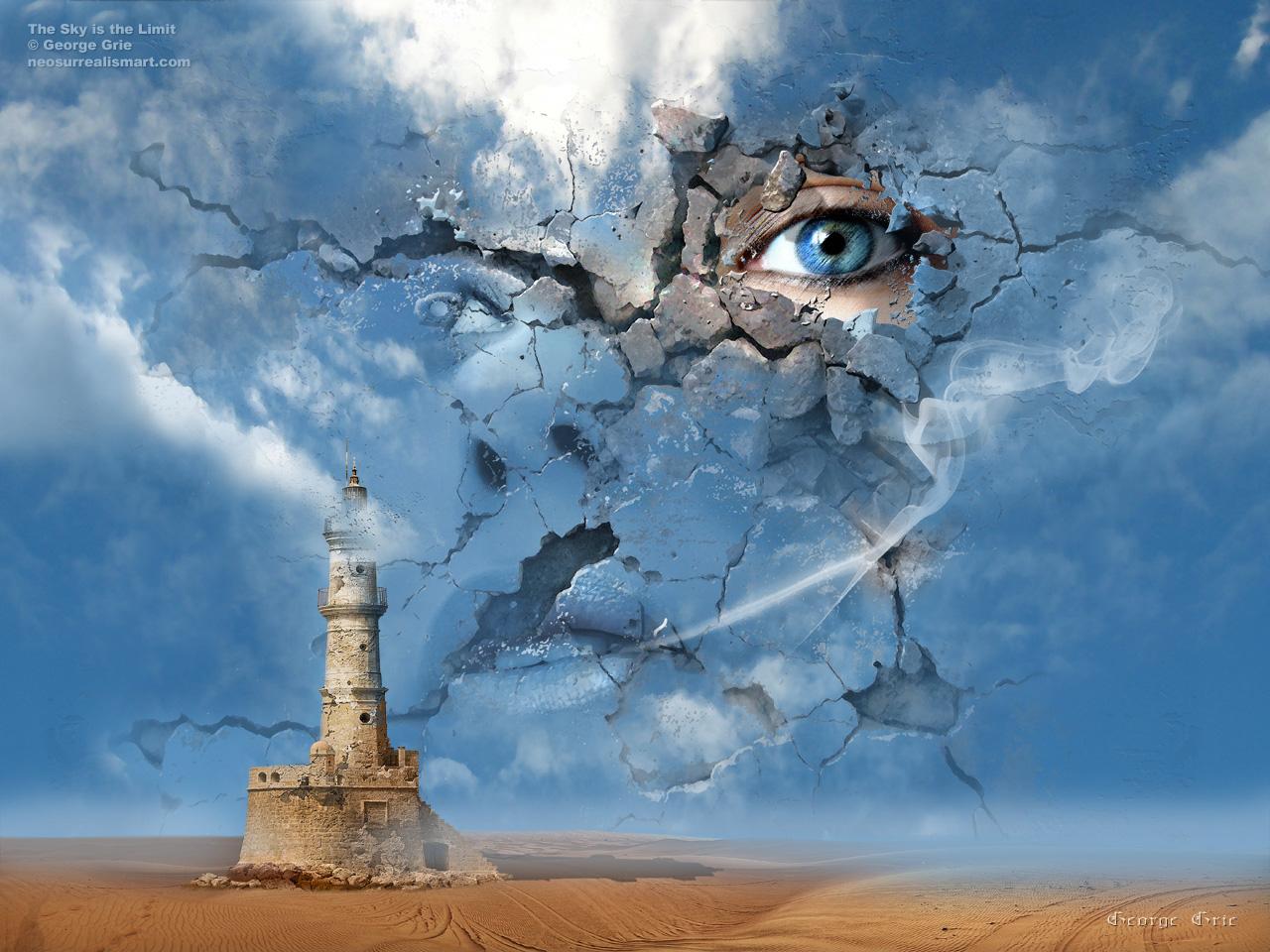 Modern surrealism art prints: contemporary surrealist ...