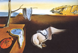 The Persistence of Memory 1931 - Salvador Dali