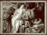 Peter Paul Rubens, The Union of Earth and Water Coca Cola