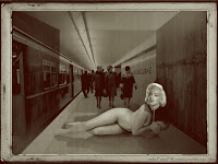 Marilyn Monroe - Toronto TTC Life of a Legend