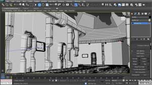 Environment Modeling 3ds max 2010